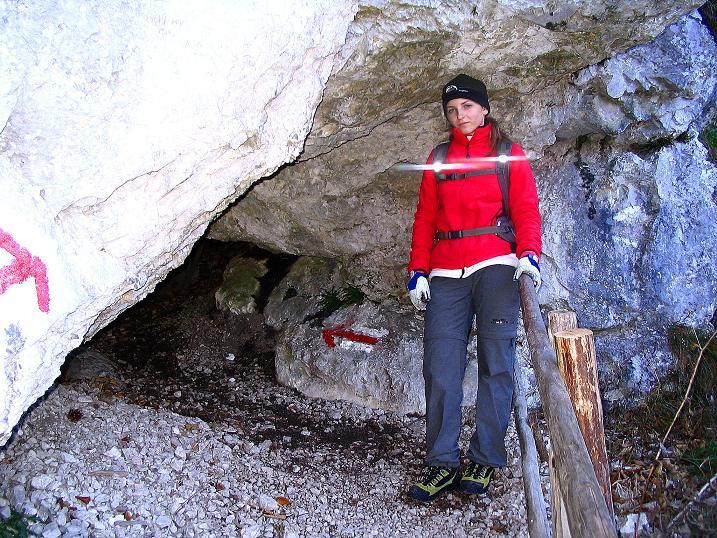 Foto: Andreas Koller / Klettersteigtour / Rudolf-Decker-Steig (720 m) / 27.12.2009 01:49:28