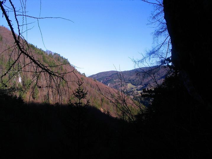 Foto: Andreas Koller / Klettersteigtour / Rudolf-Decker-Steig (720 m) / 27.12.2009 01:48:53