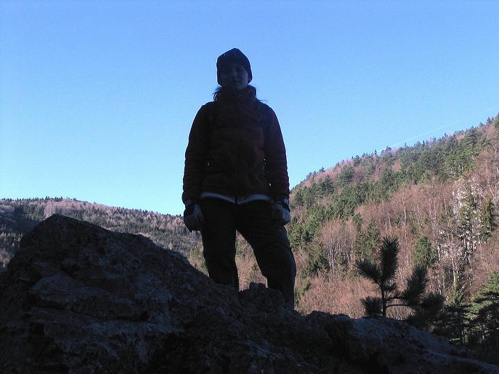 Foto: Andreas Koller / Klettersteigtour / Rudolf-Decker-Steig (720 m) / 27.12.2009 01:48:24