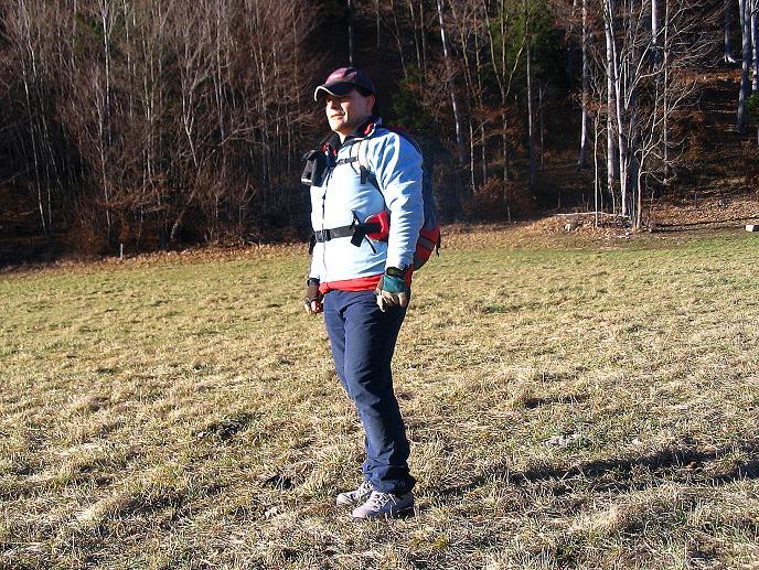 Foto: Andreas Koller / Klettersteigtour / Rudolf-Decker-Steig (720 m) / 27.12.2009 01:46:03