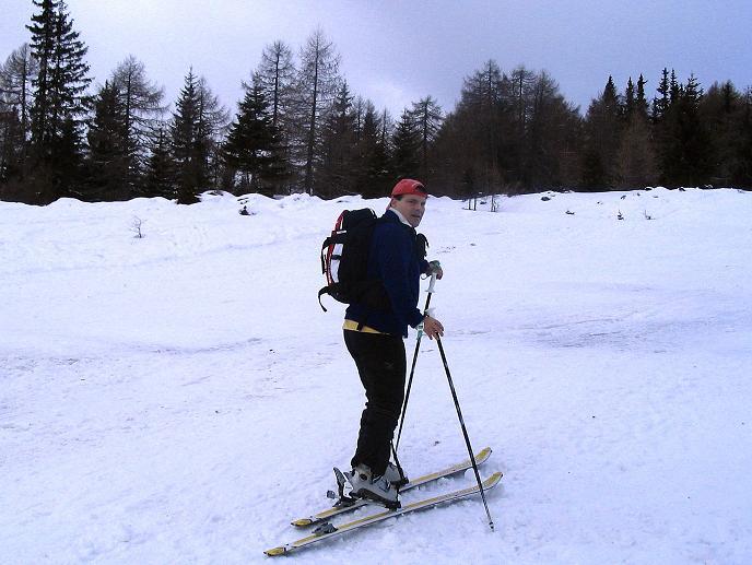 Foto: Andreas Koller / Skitour / Rundtour Stubeck (2370 m) / 01.01.2010 20:35:24