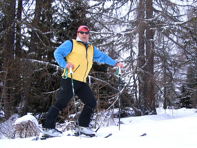 Foto: Andreas Koller / Ski Tour / Rundtour Stubeck (2370 m) / 01.01.2010 20:35:15
