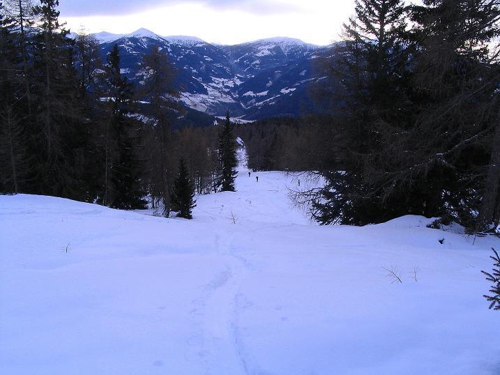 Foto: Andreas Koller / Skitour / Rundtour Stubeck (2370 m) / 01.01.2010 20:35:08