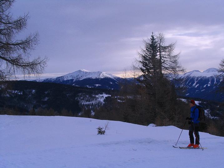 Foto: Andreas Koller / Skitour / Rundtour Stubeck (2370 m) / 01.01.2010 20:34:48