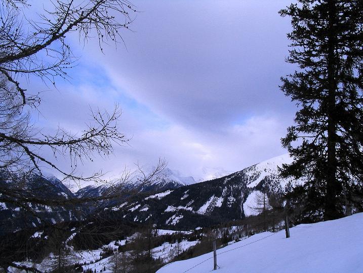 Foto: Andreas Koller / Skitour / Rundtour Stubeck (2370 m) / 01.01.2010 20:33:26