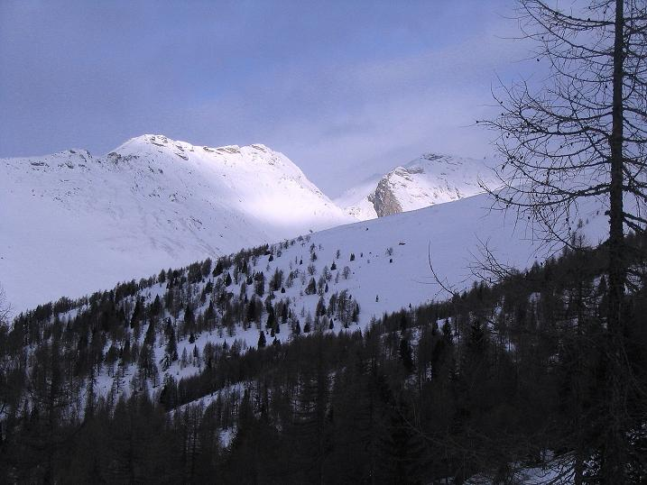 Foto: Andreas Koller / Skitour / Rundtour Stubeck (2370 m) / Falschauner Eck (2614 m) / 01.01.2010 20:33:19