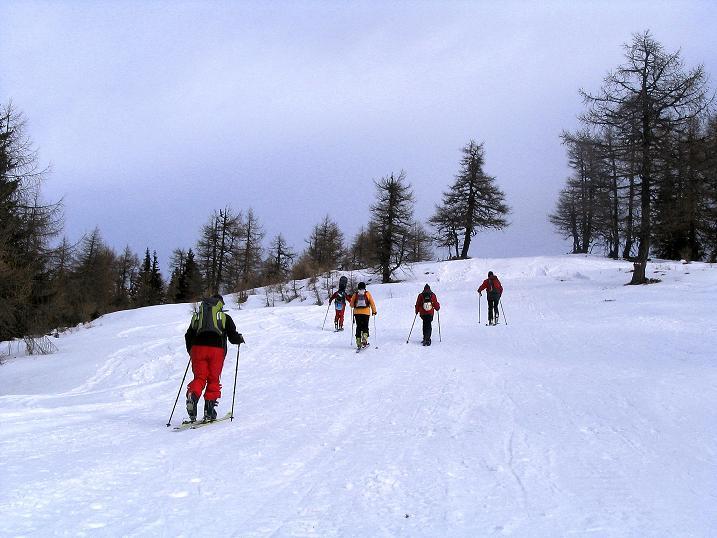 Foto: Andreas Koller / Ski Tour / Rundtour Stubeck (2370 m) / 01.01.2010 20:32:58
