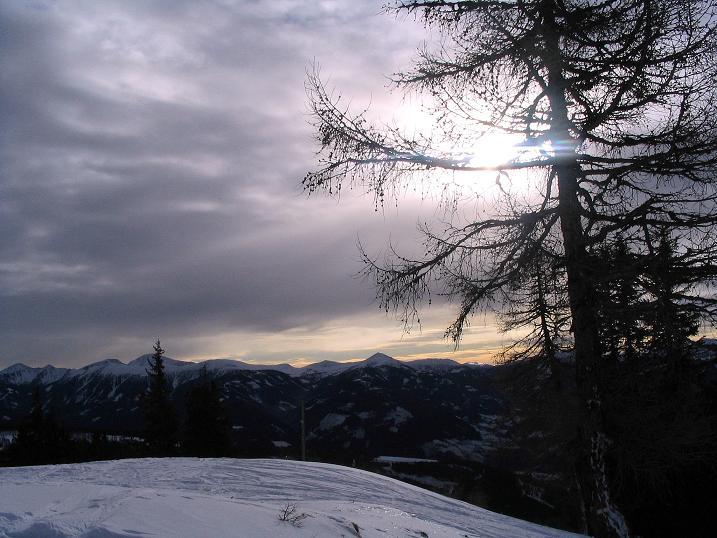 Foto: Andreas Koller / Skitour / Rundtour Stubeck (2370 m) / 01.01.2010 20:31:49