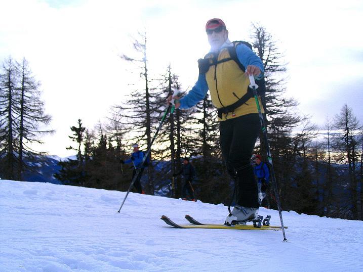Foto: Andreas Koller / Ski Tour / Rundtour Stubeck (2370 m) / 01.01.2010 20:31:41