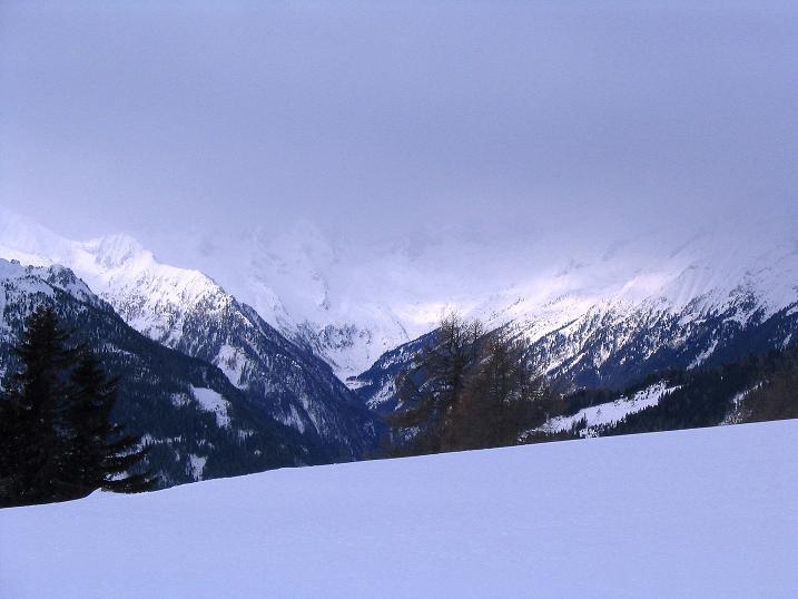 Foto: Andreas Koller / Ski Tour / Rundtour Stubeck (2370 m) / 01.01.2010 20:30:56