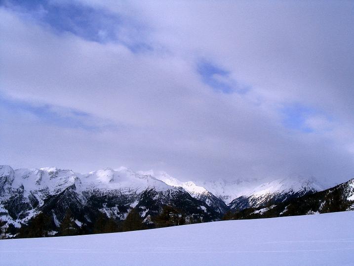 Foto: Andreas Koller / Ski Tour / Rundtour Stubeck (2370 m) / Anlogel- und Reißeckgruppe / 01.01.2010 20:28:14