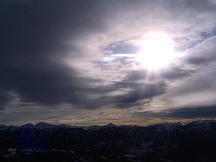 Foto: Andreas Koller / Ski Tour / Rundtour Stubeck (2370 m) / 01.01.2010 20:27:49