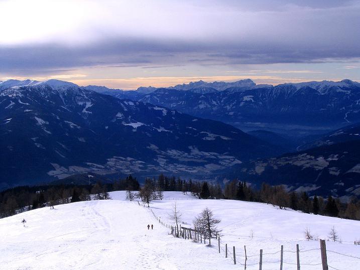 Foto: Andreas Koller / Ski Tour / Rundtour Stubeck (2370 m) / 01.01.2010 20:27:40