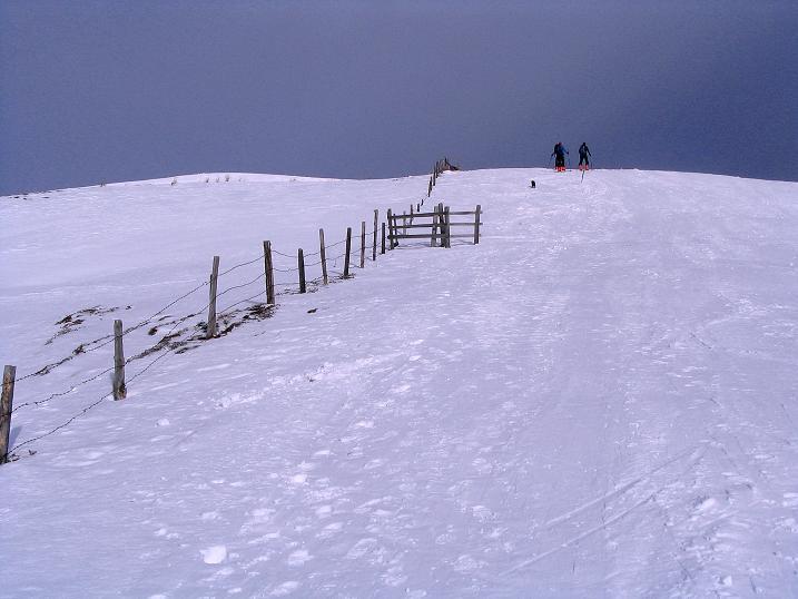 Foto: Andreas Koller / Ski Tour / Rundtour Stubeck (2370 m) / 01.01.2010 20:27:22