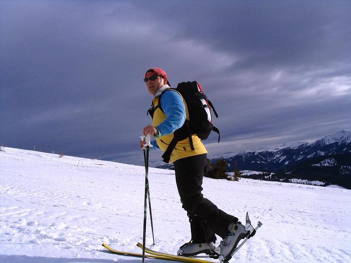 Foto: Andreas Koller / Ski Tour / Rundtour Stubeck (2370 m) / 01.01.2010 20:27:07