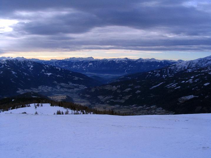 Foto: Andreas Koller / Skitour / Rundtour Stubeck (2370 m) / 01.01.2010 20:26:53