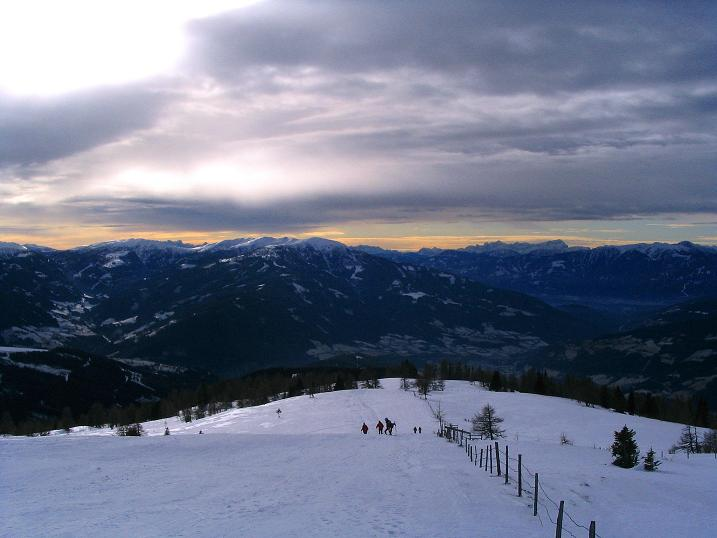 Foto: Andreas Koller / Ski Tour / Rundtour Stubeck (2370 m) / 01.01.2010 20:24:56