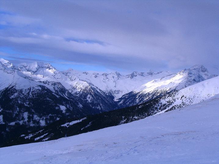 Foto: Andreas Koller / Skitour / Rundtour Stubeck (2370 m) / 01.01.2010 20:24:49