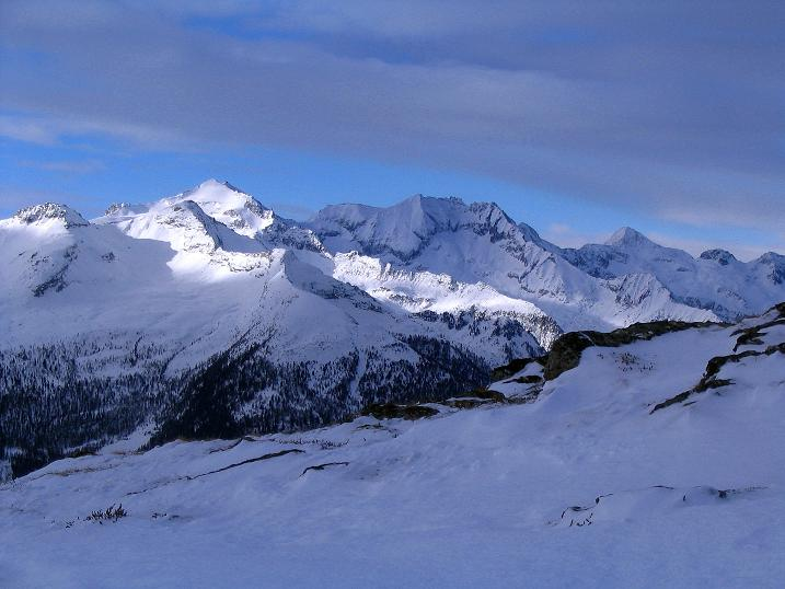 Foto: Andreas Koller / Skitour / Rundtour Stubeck (2370 m) / Reißeckgruppe / 01.01.2010 20:24:17