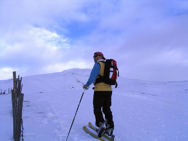 Foto: Andreas Koller / Ski Tour / Rundtour Stubeck (2370 m) / 01.01.2010 20:23:35