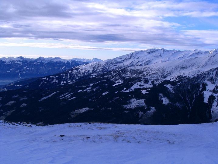 Foto: Andreas Koller / Ski Tour / Rundtour Stubeck (2370 m) / 01.01.2010 20:23:28