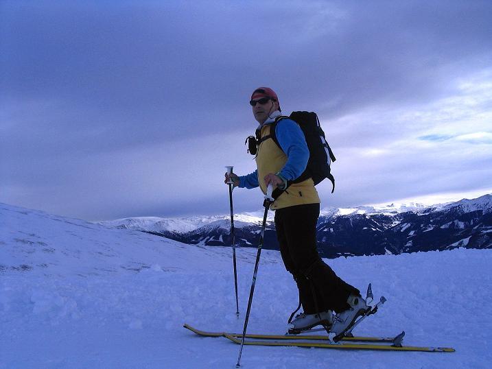 Foto: Andreas Koller / Ski Tour / Rundtour Stubeck (2370 m) / 01.01.2010 20:22:59
