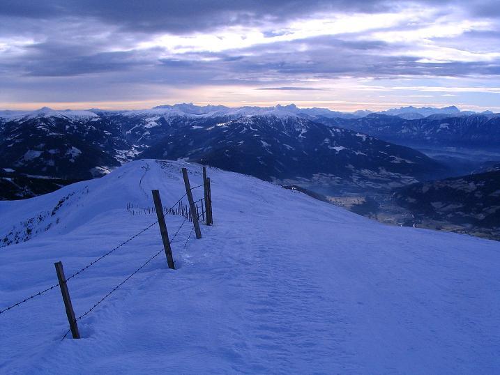 Foto: Andreas Koller / Skitour / Rundtour Stubeck (2370 m) / 01.01.2010 20:22:50