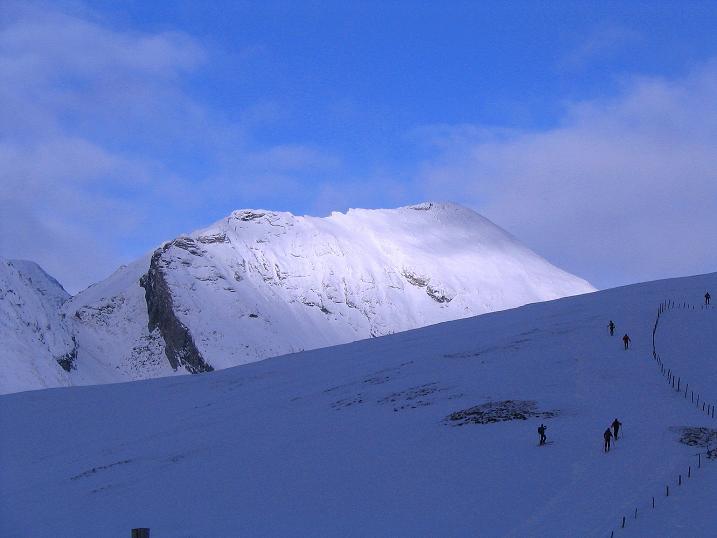 Foto: Andreas Koller / Ski Tour / Rundtour Stubeck (2370 m) / Reitereck (2790 m) / 01.01.2010 20:22:37