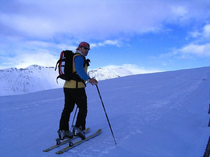Foto: Andreas Koller / Ski Tour / Rundtour Stubeck (2370 m) / 01.01.2010 20:22:05
