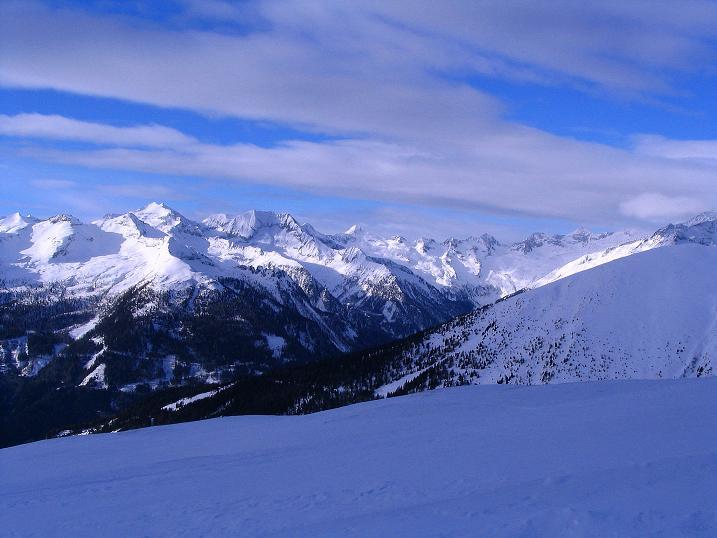 Foto: Andreas Koller / Skitour / Rundtour Stubeck (2370 m) / Ankogelgruppe / 01.01.2010 20:21:47