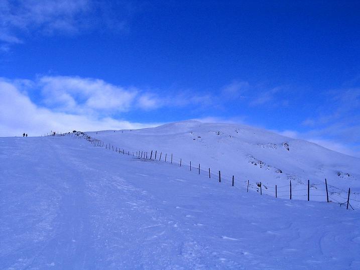 Foto: Andreas Koller / Ski Tour / Rundtour Stubeck (2370 m) / 01.01.2010 20:21:27