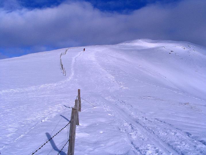 Foto: Andreas Koller / Ski Tour / Rundtour Stubeck (2370 m) / 01.01.2010 20:20:38