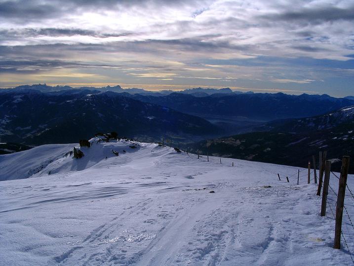 Foto: Andreas Koller / Ski Tour / Rundtour Stubeck (2370 m) / 01.01.2010 20:13:22