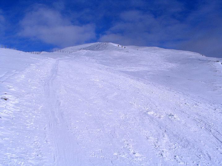 Foto: Andreas Koller / Ski Tour / Rundtour Stubeck (2370 m) / 01.01.2010 20:12:27
