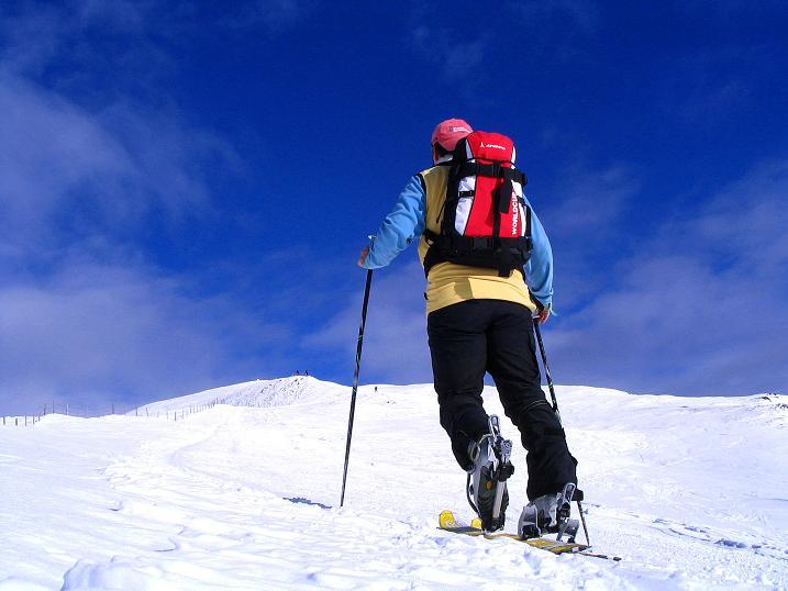 Foto: Andreas Koller / Ski Tour / Rundtour Stubeck (2370 m) / 01.01.2010 20:12:02