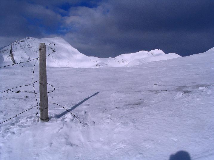 Foto: Andreas Koller / Skitour / Rundtour Stubeck (2370 m) / Reitereck (270ß m) und Wandspitze (2623 m) / 01.01.2010 20:11:55