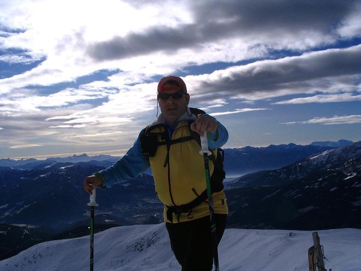 Foto: Andreas Koller / Ski Tour / Rundtour Stubeck (2370 m) / 01.01.2010 20:09:29