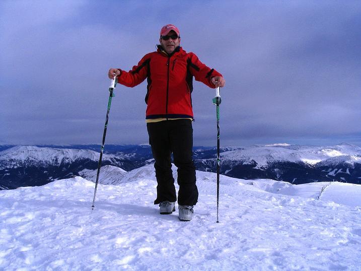Foto: Andreas Koller / Ski Tour / Rundtour Stubeck (2370 m) / 01.01.2010 20:07:27