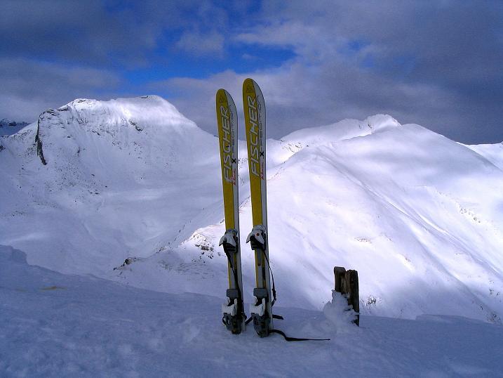 Foto: Andreas Koller / Ski Tour / Rundtour Stubeck (2370 m) / 01.01.2010 20:07:16