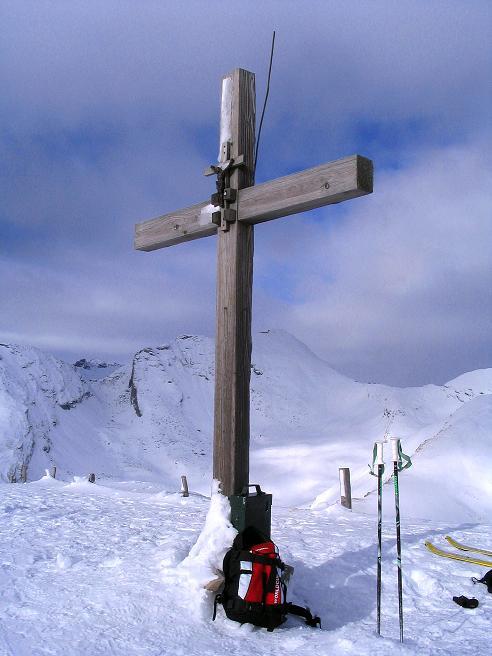 Foto: Andreas Koller / Ski Tour / Rundtour Stubeck (2370 m) / 01.01.2010 20:06:13