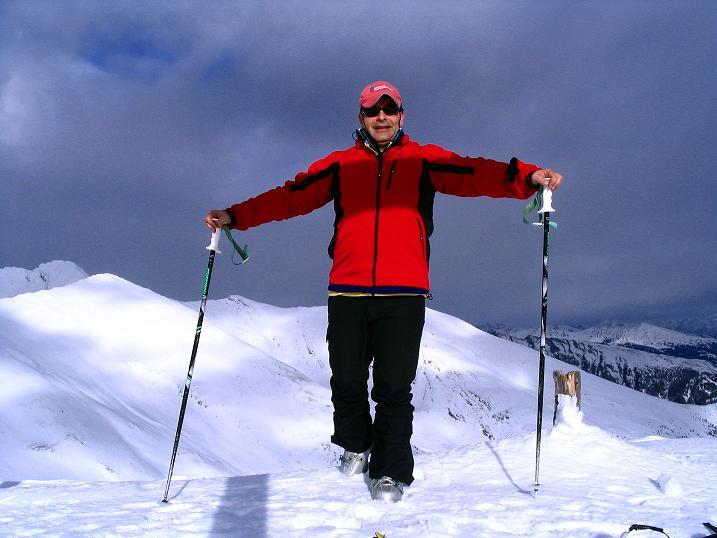 Foto: Andreas Koller / Skitour / Rundtour Stubeck (2370 m) / 01.01.2010 20:05:22