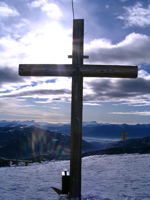 Foto: Andreas Koller / Skitour / Rundtour Stubeck (2370 m) / 01.01.2010 20:05:11