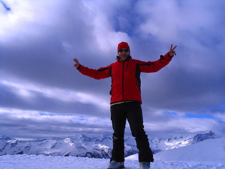 Foto: Andreas Koller / Ski Tour / Rundtour Stubeck (2370 m) / 01.01.2010 20:03:17