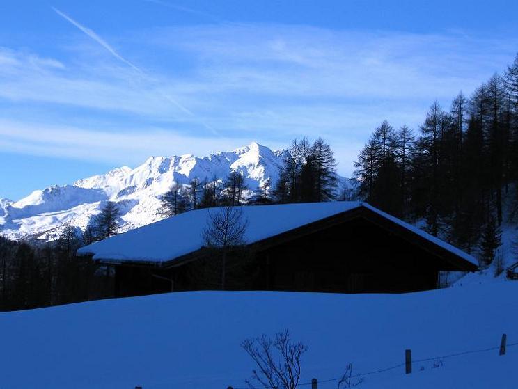 Foto: Andreas Koller / Ski Tour / Aus dem Astental auf den Stellkopf (2851 m) / Petzeck (3283 m) / 01.01.2010 21:57:52