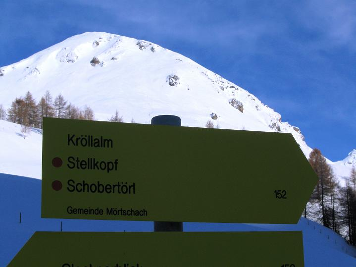 Foto: Andreas Koller / Ski Tour / Aus dem Astental auf den Stellkopf (2851 m) / 01.01.2010 21:56:19