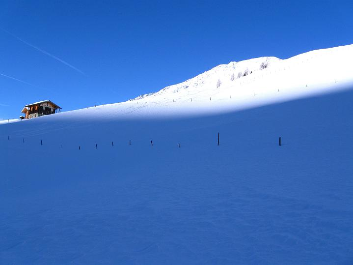 Foto: Andreas Koller / Ski Tour / Aus dem Astental auf den Stellkopf (2851 m) / Sitschalm / 01.01.2010 21:56:03