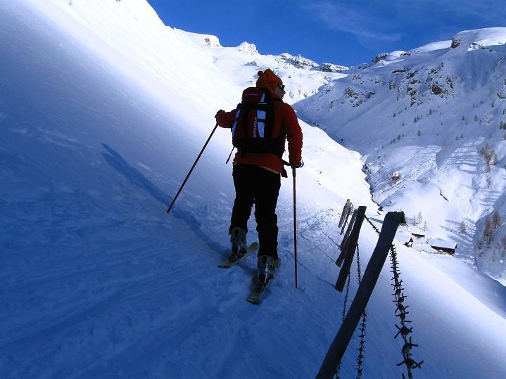 Foto: Andreas Koller / Ski Tour / Aus dem Astental auf den Stellkopf (2851 m) / 01.01.2010 21:55:45