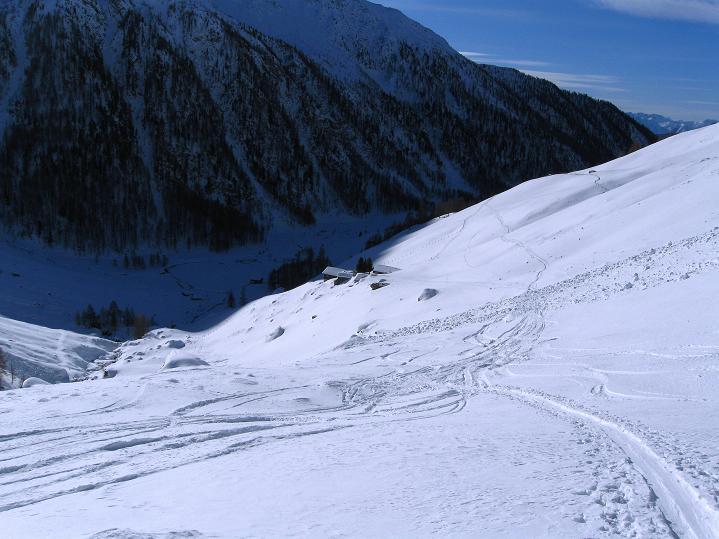 Foto: Andreas Koller / Ski Tour / Aus dem Astental auf den Stellkopf (2851 m) / 01.01.2010 21:50:26