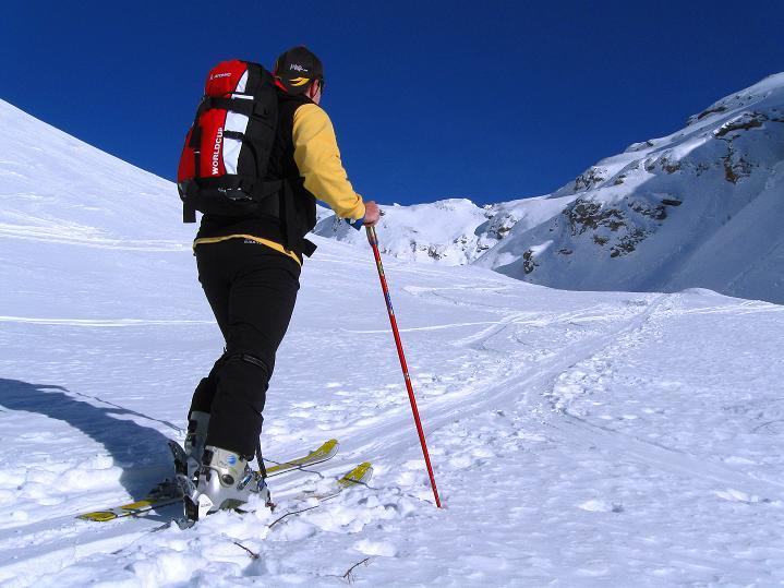 Foto: Andreas Koller / Ski Tour / Aus dem Astental auf den Stellkopf (2851 m) / 01.01.2010 21:50:17