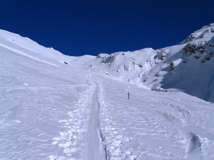 Foto: Andreas Koller / Ski Tour / Aus dem Astental auf den Stellkopf (2851 m) / 01.01.2010 21:49:35